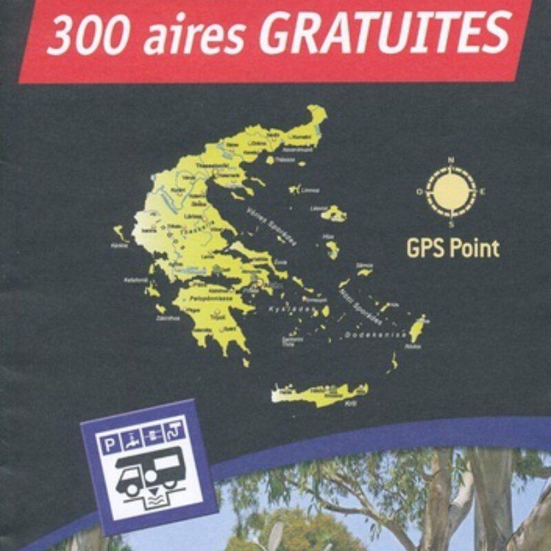 Kaart Aires Griekenland