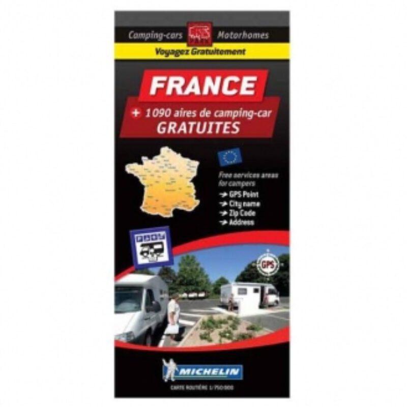 Michelin Camperplaatsen In Frankrijk