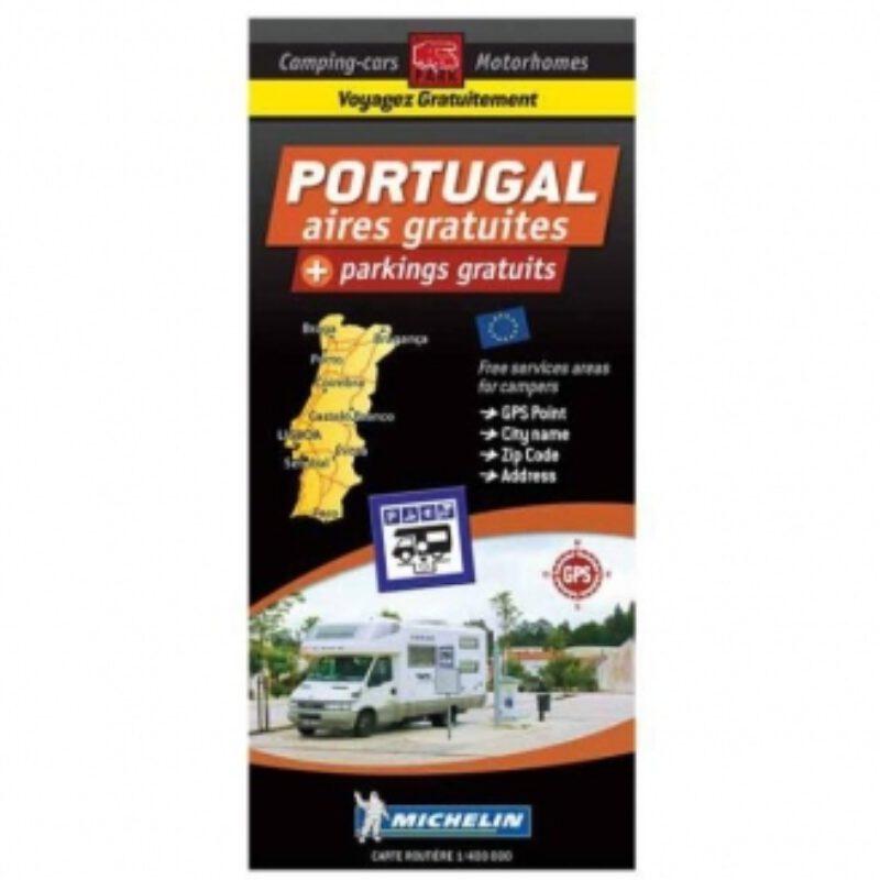 Michelin Camperplaatsen In Portugal