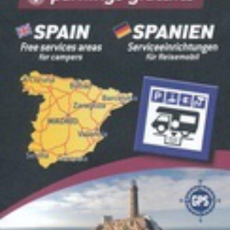Michelin Camperplaatsen In Spanje