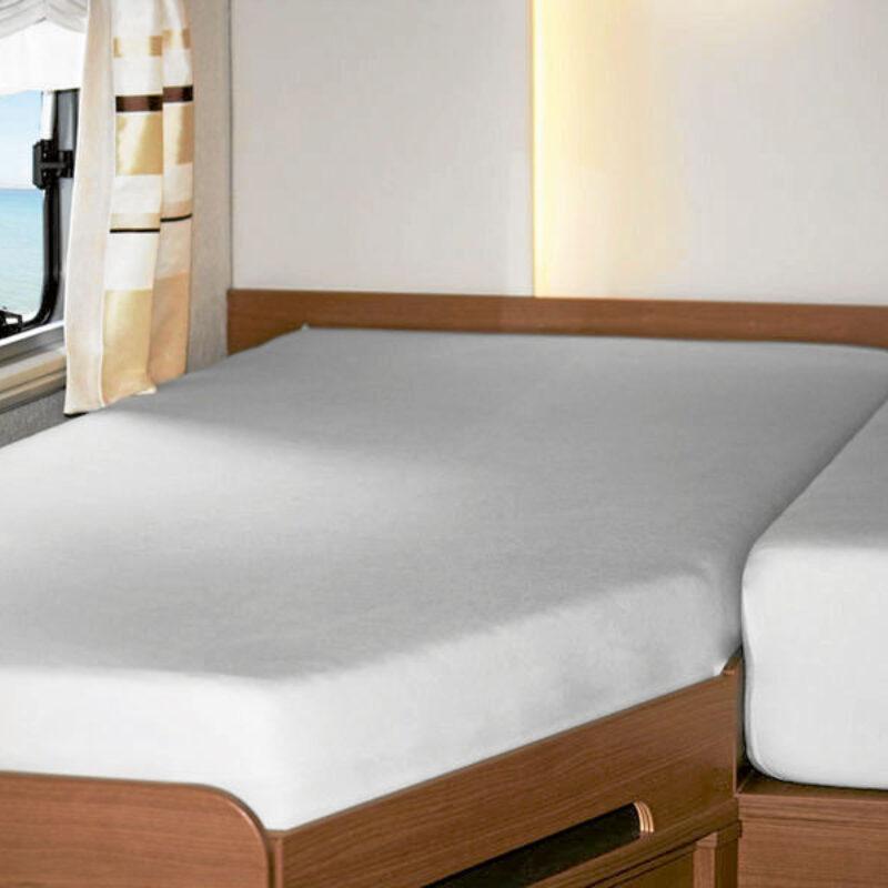 Molton matrasbeschermer