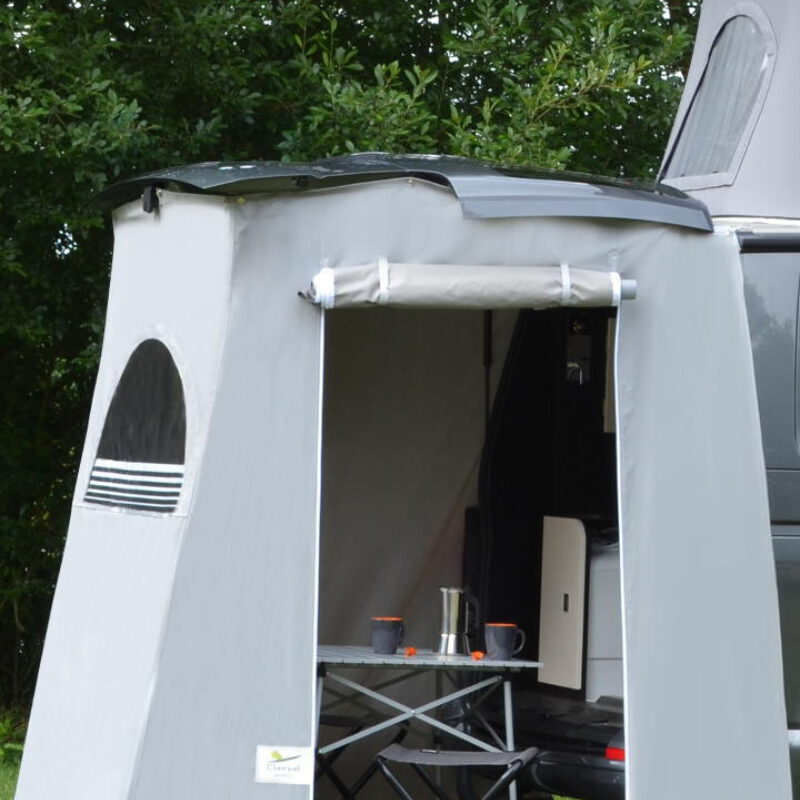 Spacecamp SAS ARRIERE CLAIRVAL annexe repas