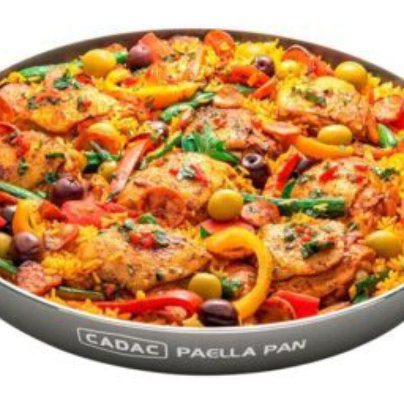 Cadac Paella Pan 36Cm 1
