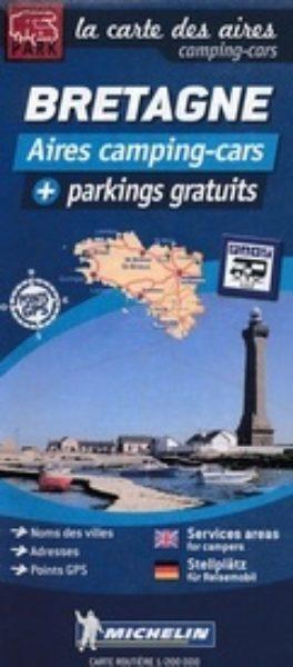 Michelin Camperplaatsen In Bretagne