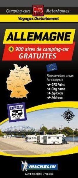 Michelin Camperplaatsen In Duitsland