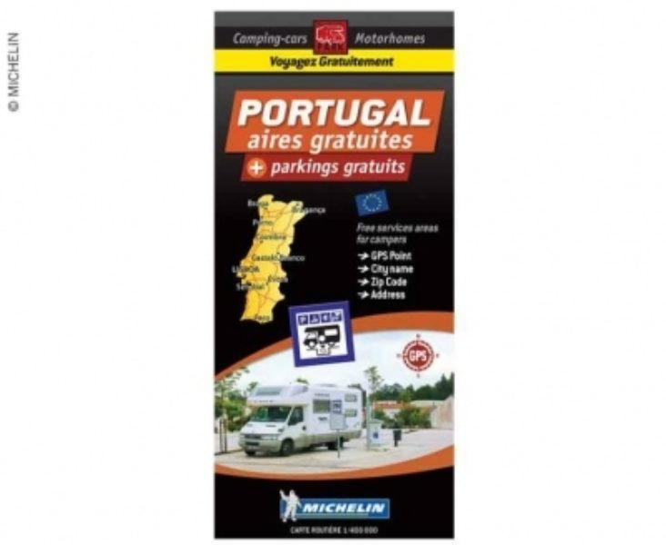 Michelin Camperplaatsen In Portugal